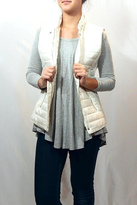 Entro Quilted High Neck Vest