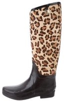 Hunter Ponyhair riding Boots