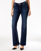 INC International Concepts Curvy Amarillo Wash Bootcut Jeans, Only at Macy's