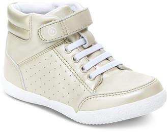Stride Rite Toddler Girls Stone Hi-Top Sneakers