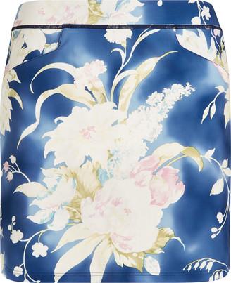 Ralph Lauren Floral Stretch Golf Skort