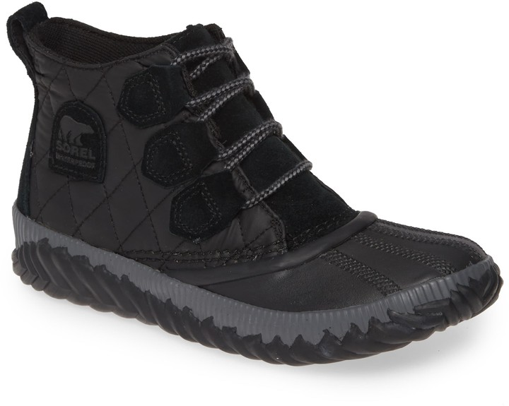 Out N About Plus Camp Waterproof Bootie