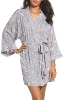 Nordstrom Women's 'Sweet Dreams' Print Robe