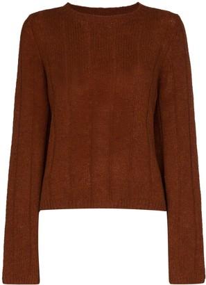 KHAITE Nelley cashmere jumper