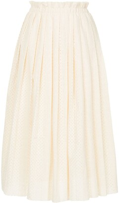 Onefifteen Knitted Midi Skirt