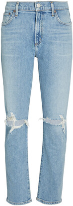 AGOLDE Toni Skinny Jeans