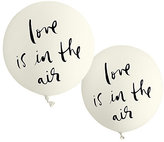 Kate Spade Love is in the air bridal balloons