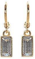 Vince Camuto Museum Baguette Drop Earrings