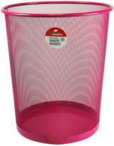HOME BASICS Home Basics 6 Liter Mesh Waste Basket