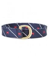Thom Browne crab pattern belt