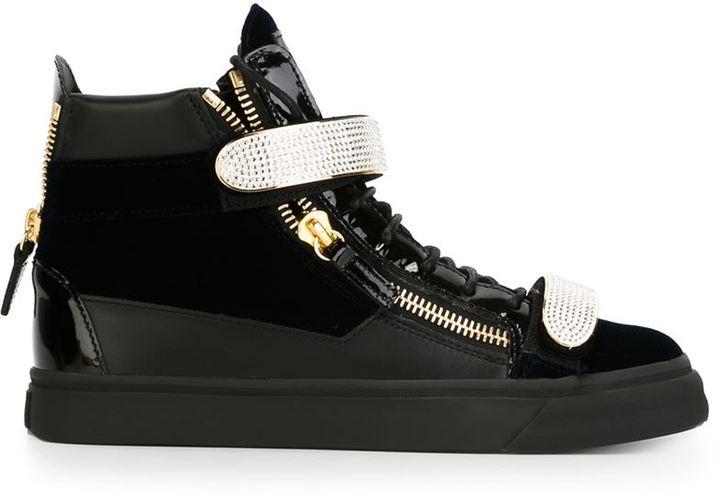 Giuseppe Zanotti Design 'Coby' hi-top sneakers