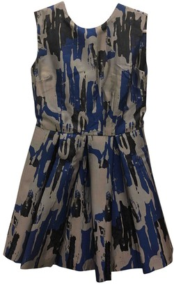 Aq/Aq Aqaq Blue Dress for Women