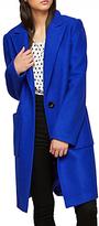 Miss Selfridge Statement Midi Coat