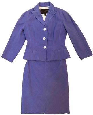 Louis Vuitton Purple Linen Jackets