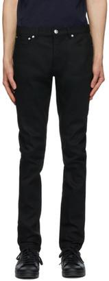 A.P.C. Black Petit New Standard Jeans