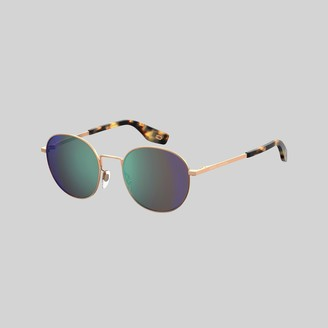 Marc Jacobs Grunge Round Sunglasses