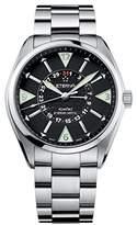 Eterna Men's 1592.41.41.0217 Kontiki Stainless steel Four-Hands Watch