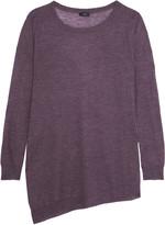 Joseph Asymmetric cashmere sweater