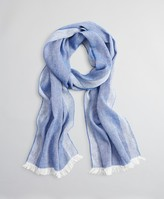 Brooks Brothers Cashmere and Linen Scarf