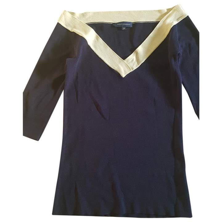 Adolfo Dominguez Blue Top for Women