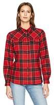 Pendleton Women's Christina Ultrafine Merino Plaid Shirt