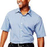 Van Heusen Patterned No-Iron Shirt-Big & Tall