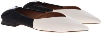 Emporio Armani Bicolor Flatshoes