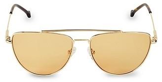 Colors In Optics Collins 59MM Aviator Sunglasses