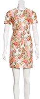 Stella McCartney Jacquard Sheath Dress