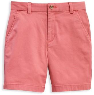 Vineyard Vines Little Boy's & Boy's Cotton Stretch Breaker Shorts