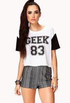 Forever 21 Too Cool Crop Top
