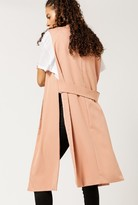 Azalea Simple Long Vest