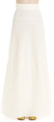 Miu Miu High Waist Maxi Skirt