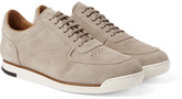 John Lobb Porth Suede Sneakers - Stone