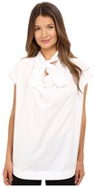 Vivienne Westwood Short Sleeve Garret Blouse Women's Blouse