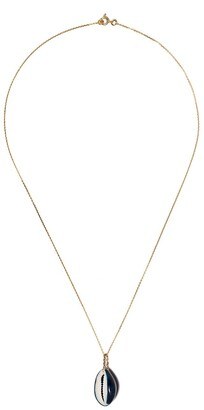 Aurélie Bidermann 18kt yellow gold Merco necklace