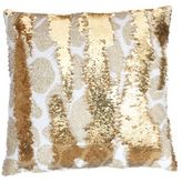 Thro By Marlo Lorenz Georgina Giraffe Reversible Pillow