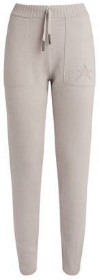 Lorena Antoniazzi Embellished Drawstring Sweatpants