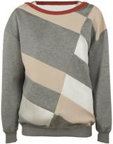 Stella McCartney Boat Neck Sweatshirt