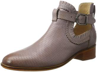 Melvin & Hamilton Women's Alina 7 Chelsea Boots pink Size: 6 UK