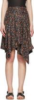 Isabel Marant Navy Rachel Miniskirt
