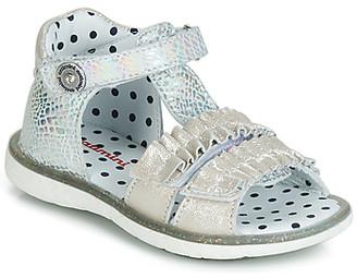 Catimini BIRA girls's Sandals in Silver