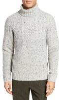 Bonobos Men's Cable Knit Turtleneck Sweater