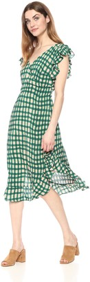 Plenty by Tracy Reese Women's Shirt Tail Dress