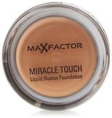 Max Factor Miracle Touch Liquid Illusion Foundation, No. 85 Caramel by
