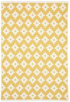 Mamas and Papas Mustard Diamonds Rug