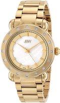 JBW Women's J6293C Analog Display Japanese Quartz Gold Watch