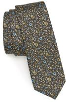 The Tie Bar Men's Peninsula Floral Silk Tie
