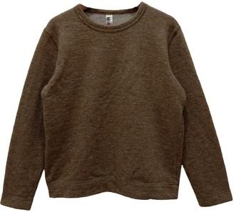 Margaret Howell Brown Wool Knitwear