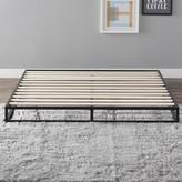 St. Germain Bed Frame Latitude Run Size: Twin